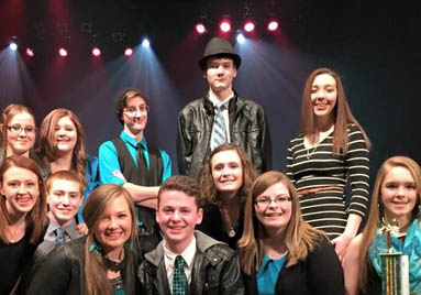 Hardin Northern's Awakened Commotion places third in 'Ohio Has Talent!'