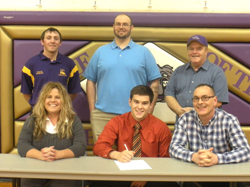 Ada's Windle to attend ONU for wrestling