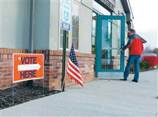 Full ballot in May primary election